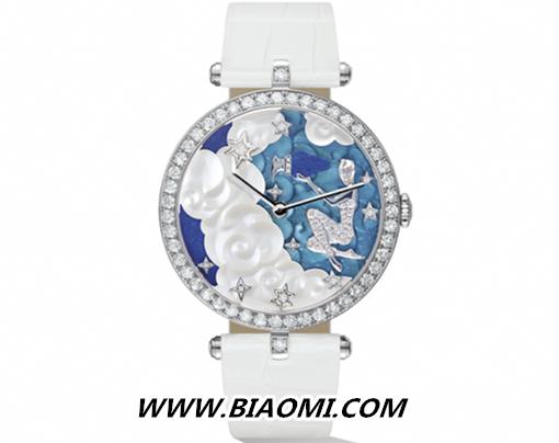 想要更加独特 就来款星座腕表吧——体验来自梵克雅宝表盘上的魅力 名表赏析 第2张