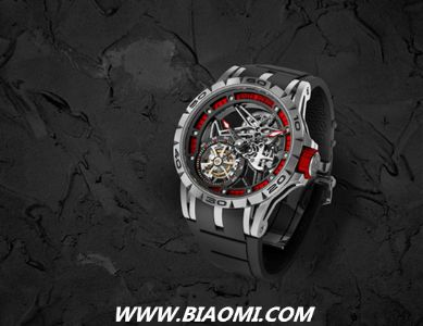 罗杰杜彼Excalibur Spider腕表 完美演绎活力与动感