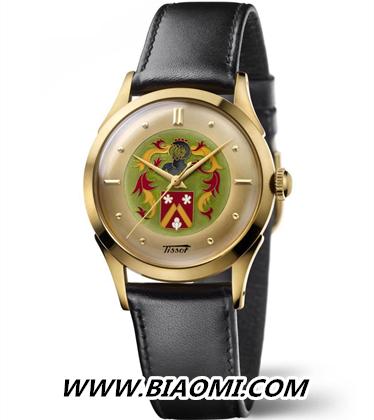 手表百科篇——Tissot天梭 手表百科 第6张