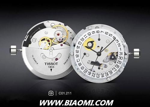 手表百科篇——Tissot天梭 手表百科 第17张