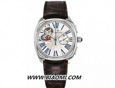 如果腕上缺少一块手表 不妨看看真力时女士腕表
