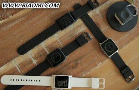 Pebble两款手表可追踪心率 智能纽扣内置GPS