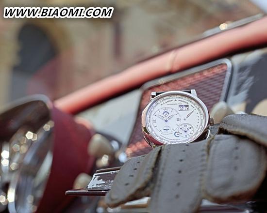 朗格专为全球最迷人车款打造的腕表杰作 车款 Como Edition 朗格 热点动态  第2张
