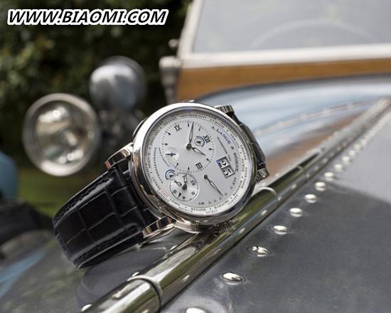朗格专为全球最迷人车款打造的腕表杰作 车款 Como Edition 朗格 热点动态  第4张