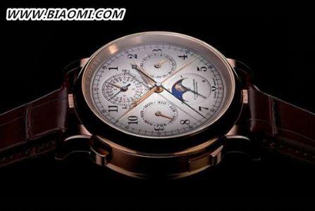 朗格交付首款Grand Complication腕表