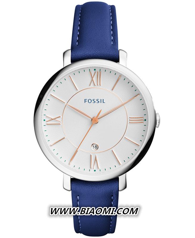 毕业季,Fossil以复古时尚教你职场穿搭 热点动态 第11张