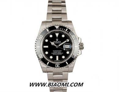 细腻酷黑腕表——专为优雅男士量身定做之作