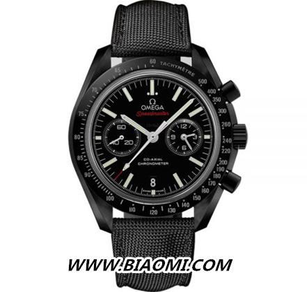 细腻酷黑腕表——专为优雅男士量身定做之作 名表赏析 第2张