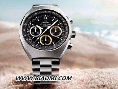毫秒必争——欧米茄超霸系列Mark II腕表