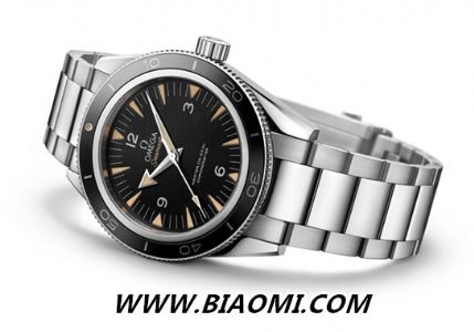 欧米茄海马系列腕表 而立之年的选择