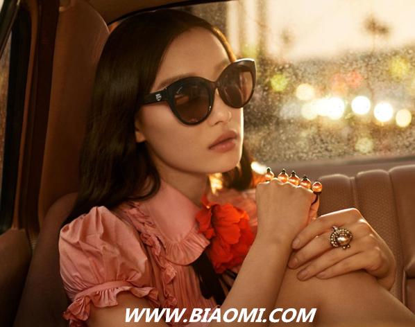 继李宇春之后 倪妮也开始走向时尚潮路线 名表赏析 第5张