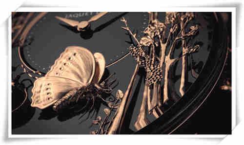 蝶影蹁跹,光影百年