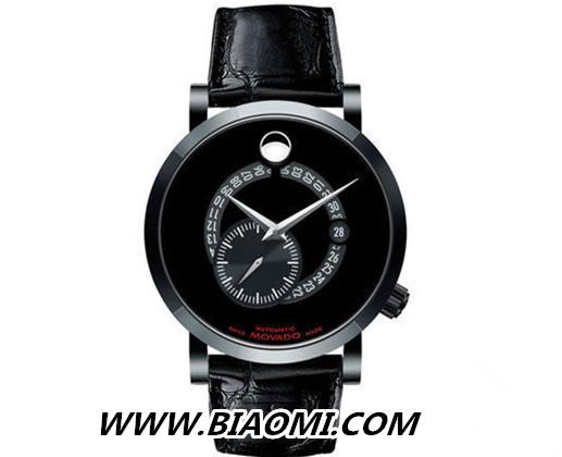 黑色魅影 黑色手表适合大众人士佩戴 摩凡陀 雪铁纳 美度 名表赏析  第1张