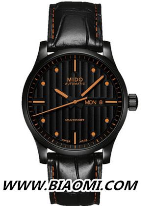 黑色魅影 黑色手表适合大众人士佩戴 摩凡陀 雪铁纳 美度 名表赏析  第3张