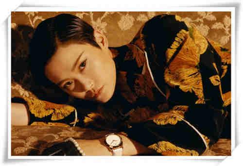 李宇春的Gucci大片 穿出时尚女王范儿