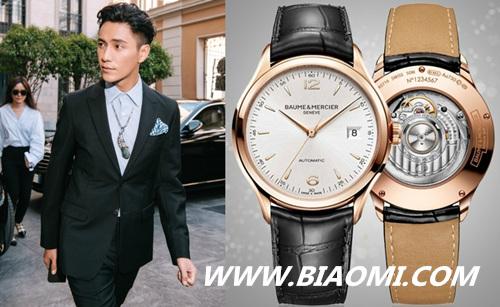 西装与腕表——打造男士魅力与风度的标配 名表赏析 第1张