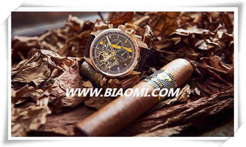 雪茄和腕表 彰显男士优雅绅士品味