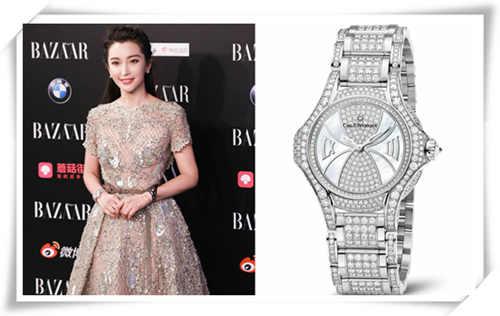 女星年龄好多像是谜 巧用珠宝腕表点缀增气质