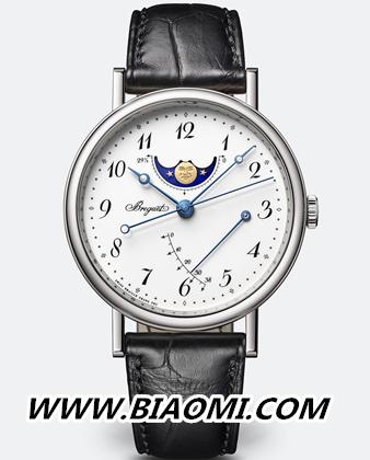 宝玑(Breguet)  腕间明月 优雅隽永 名表赏析 第2张