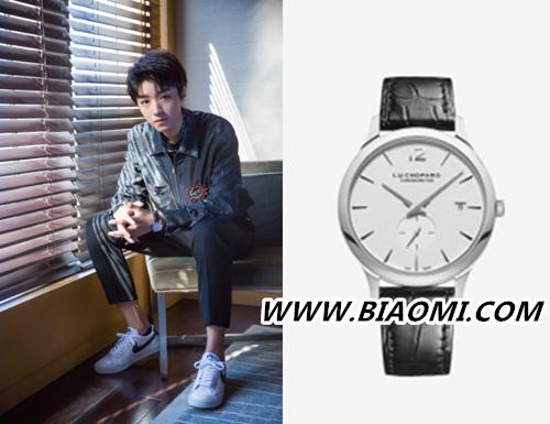 低调优雅 Chopard萧邦腕表&年轻绅士王俊凯 热点动态 第1张
