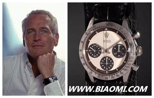 保罗·纽曼——美国重要的电影人物之一 1.18亿的腕表拍卖更是重量级 手表百科 第2张