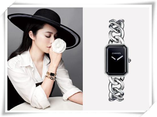 解密香奈儿腕表的独特魅力 那些女明星抢着戴的腕表们