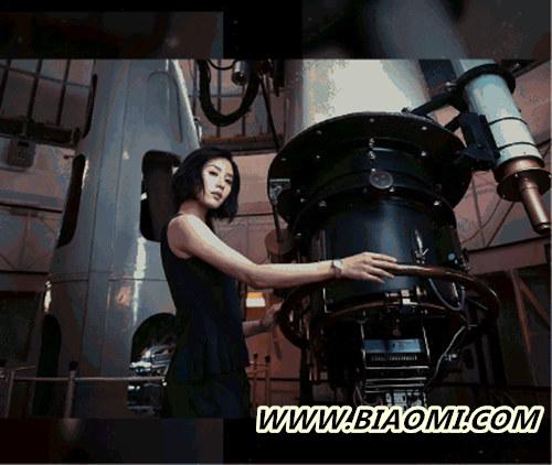 优雅御姐范儿 刘诗诗最新时尚写真演绎欧米茄星座系列腕表 热点动态 第2张