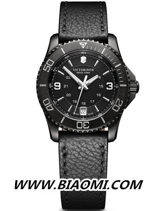 Victorinox瑞士维氏 Maverick Black Edition 腕表 名表赏析 第2张