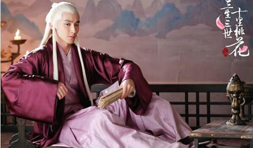 东华帝君与腕表 深情的高伟光是这么佩戴的 名表赏析 第1张