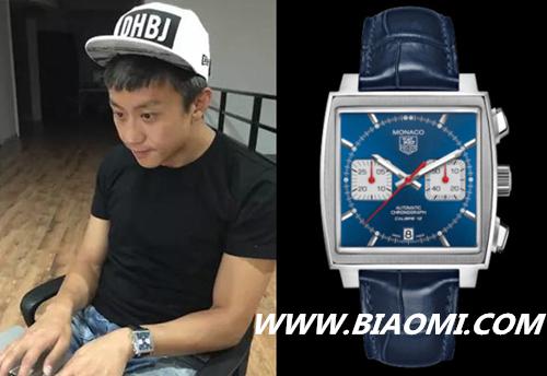 《青春旅社》中赵英俊的腕表 和邓超,李晨是同款哦 热点动态 第3张