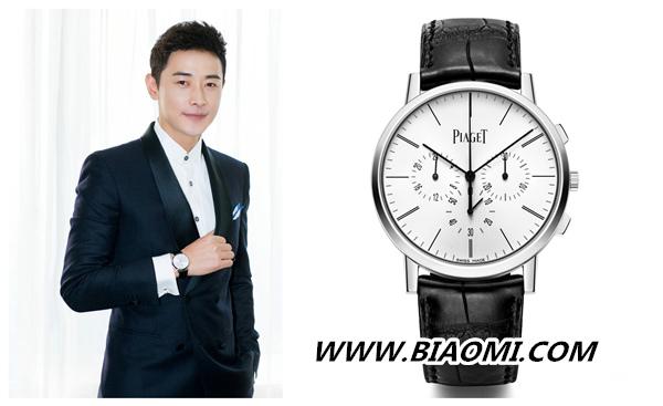 西装配腕表 让每个男人都无法拒绝的绅士穿搭 热点动态 第2张