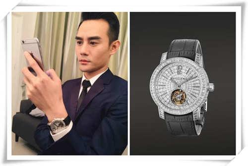西装配腕表 让每个男人都无法拒绝的绅士穿搭