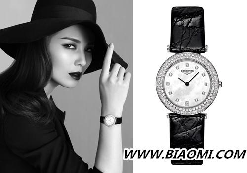 西装与腕表不仅是男人标配 女人也能搭配出霸气魅力 热点动态 第4张
