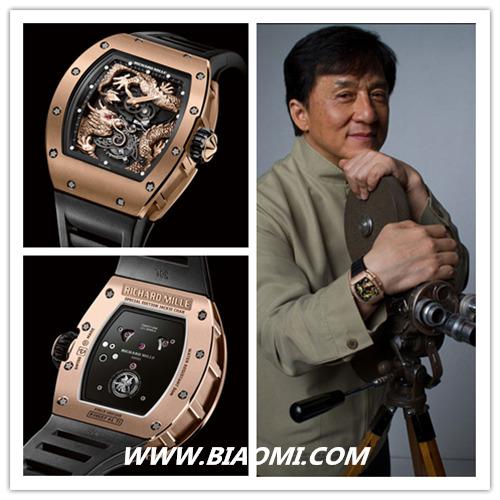 李小龙,成龙,李连杰 武打明星与腕表品牌的合作款是哪些? 热点动态 第3张
