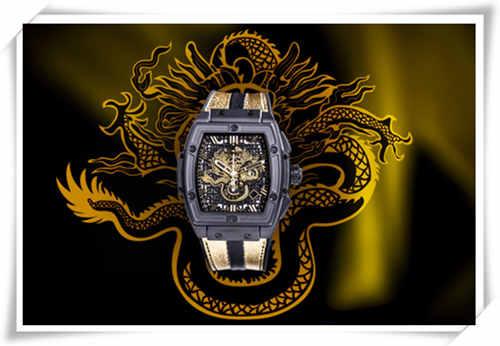 李小龙,成龙,李连杰 武打明星与腕表品牌的合作款是哪些?