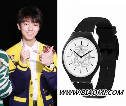 深扒李易峰,吴亦凡,王俊凯等众星在跨年之夜的腕饰搭配 热点动态 第3张
