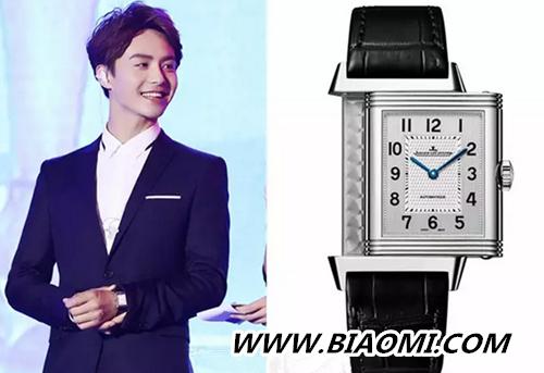 偶像马天宇的西服腕表搭配十分有腔调 热点动态 第2张