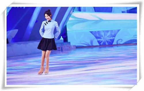 """亮相冬奥会闭幕式""""北京八分钟""""表演的李菲儿 腕间配饰也很惊艳"""