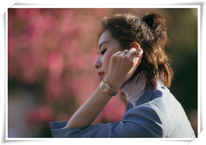 如诗如画  三月的昆明 刘诗诗再度相约欧米茄