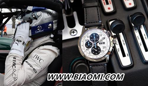 这款腕表将工程师艺术带回到经典赛车的黄金时代 名表赏析 第1张