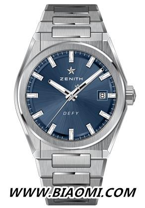 ZENITH真力时2018巴塞尔国际珠宝钟表展新品揭幕 名表赏析 第4张