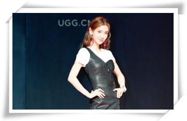 angelababy将出席UGG春夏新品发布会 你关注她的腕上配饰了么