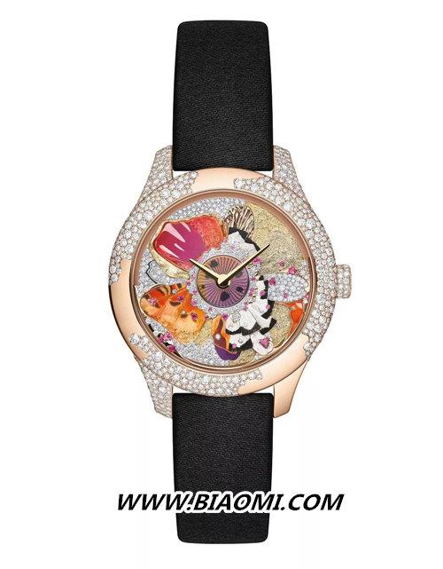 Dior 新一季高级珠宝腕表推出 名表赏析 第4张