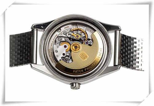 百达翡丽Ref.2526铂金腕表410万拍出 创史上最贵?