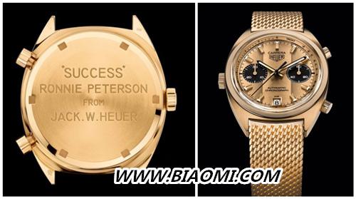 """它是最贵的""""泰格豪雅""""表复刻版 如今也要高价拍出 杰克·豪雅先生 罗尼·彼得森 罗尼·彼得森复制腕表 拍卖 泰格豪雅 手表百科  第4张"""