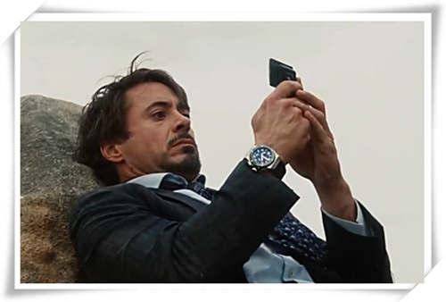 这款表是《钢铁侠》托尼斯塔克戴过的?