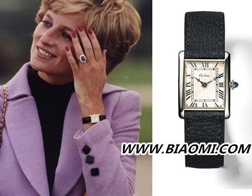 英国王室女人都戴什么表? 热点动态 第3张