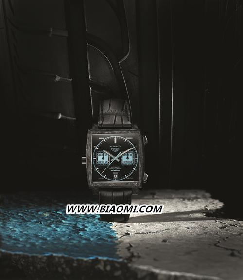 TAG Heuer泰格豪雅与Bamford Watch Department合作,全新演绎摩纳哥系列 名表赏析 第6张