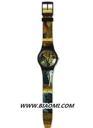 """王俊凯代言的手表品牌为""""太阳王""""路易十四设计了一款表? 路易十四画像 亚森特·里戈 swatch 路易十四 法国 热点动态  第4张"""