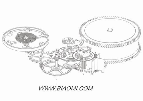 朗格表的九大发明 发明 创新 专利 朗格 手表百科  第6张
